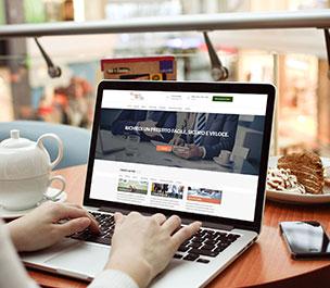 Realizzazione Sito Web - Finanzia Quinto