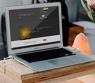 Realizzazione Sito Web e Grafica cartacea - Royal Design 3D